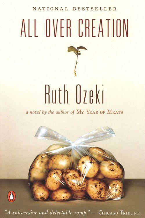 """<p><strong><em>All Over Creation</em> by Ruth Ozeki</strong></p><p><span class=""""redactor-invisible-space"""">$13.19 <a class=""""link rapid-noclick-resp"""" href=""""https://www.amazon.com/All-Over-Creation-Ruth-Ozeki/dp/0142003891/ref=tmm_pap_swatch_0?tag=syn-yahoo-20&ascsubtag=%5Bartid%7C10050.g.35990784%5Bsrc%7Cyahoo-us"""" rel=""""nofollow noopener"""" target=""""_blank"""" data-ylk=""""slk:BUY NOW"""">BUY NOW</a></span></p><p><span class=""""redactor-invisible-space"""">After running away at age 15, Yumi Fuller is returning to her hometown of Liberty Falls, Idaho, to see all that she left behind, including her dying parents. Besides all of the events she's missed out on, she gets caught up in the potato-farming town's crisis. Author Ruth Ozeki won the American Book Award in 2004 for <em>All Over Creation</em>.</span><br></p>"""