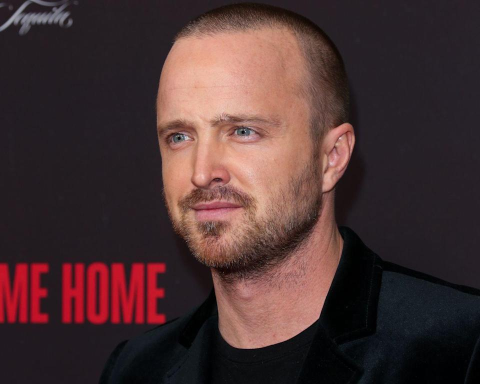 """<p>Before he was acting in the Emmy-winning drama, """"Breaking Bad,"""" <a href=""""https://www.hollywoodreporter.com/live-feed/breaking-bads-aaron-paul-was-608494"""" rel=""""nofollow noopener"""" target=""""_blank"""" data-ylk=""""slk:Aaron Paul"""" class=""""link rapid-noclick-resp"""">Aaron Paul</a> was telling Bob Barker that he was his idol on a 1999 episode of """"The Price Is Right."""" Paul lost in the Showcase Showdown, but his enthusiasm won over a lot of people watching at home and in the live audience.</p>"""