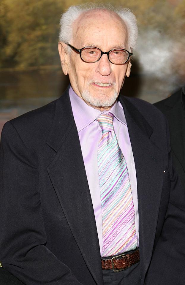 """Wallach was born the same year that """"<a href=""""http://movies.yahoo.com/movie/1804094865/info"""">Birth of a Nation</a>"""" came out and went on to star in movies opposite the likes of Marilyn Monroe, Clark Gable, and Clint Eastwood. Yet Wallach had supporting roles in two movies this year -- Roman Polanski's """"<a href=""""http://movies.yahoo.com/movie/1810143700/info"""">The Ghost Writer</a>"""" and in """"<a href=""""http://movies.yahoo.com/movie/1810045848/info"""">Wall Street: Money Never Sleeps</a>,"""" which opens this weekend."""