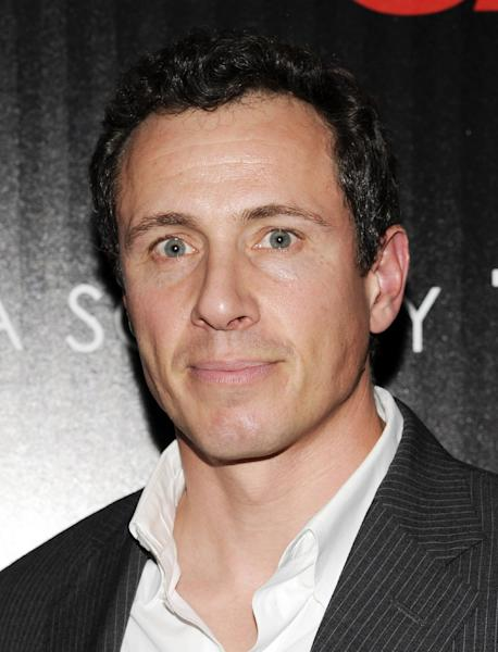 """FILE - This April 16, 2012 file photo shows ABC News' Chris Cuomo at the premiere of the film """"Safe"""" in New York. Cuomo is leaving the network for CNN, where he is expected to host a new morning show. The news came Tuesday, Jan. 29, 2013, from his brother, New York Gov. Andrew Cuomo, as he spoke on a radio show. (AP Photo/Evan Agostini, file)"""