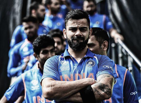 <p/>Virat Kohli is not the richest when it comes to central contracts<p>S