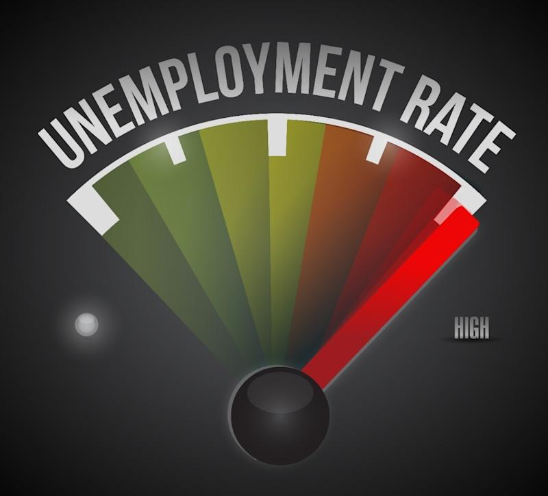 The unemployment rate slightly went down in May in California and in Sonoma County as businesses began reopening and people started to going back to work.