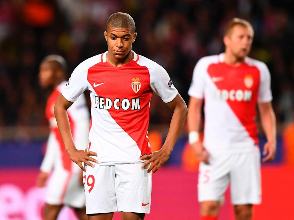 Monaco could not break down Juventus' defence (Getty)
