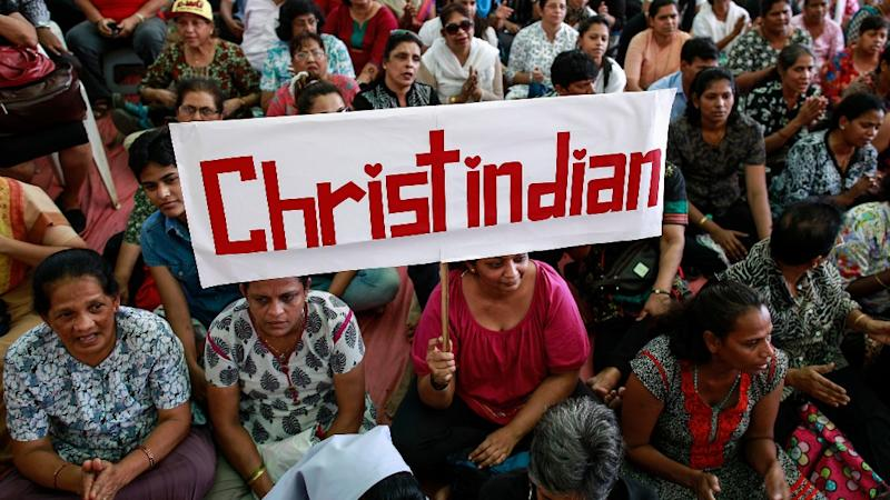 Church prayer stopped in UP over conversion charges