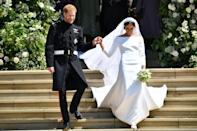 Harry and Meghan shocked the British establishment when they announced they were retiring from royal life earlier this year