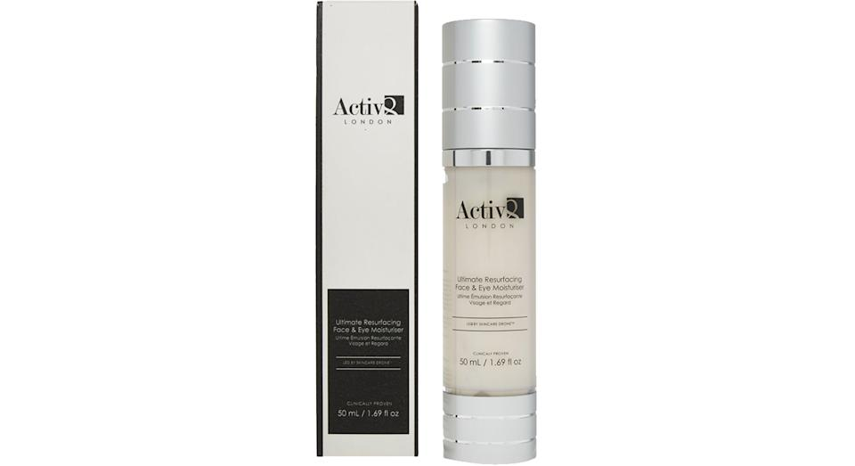 ACTIV8 Ultimate Resurfacing Face & Eye Moisturiser