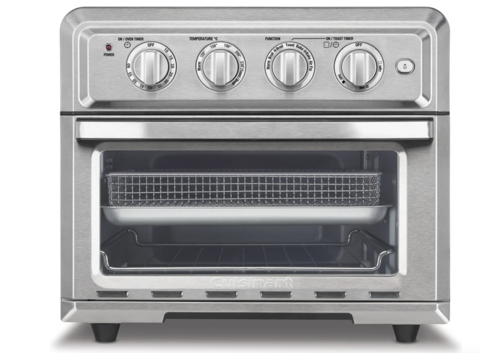 PHOTO: Robinsons. Cuisinart Airfryer Toaster Oven
