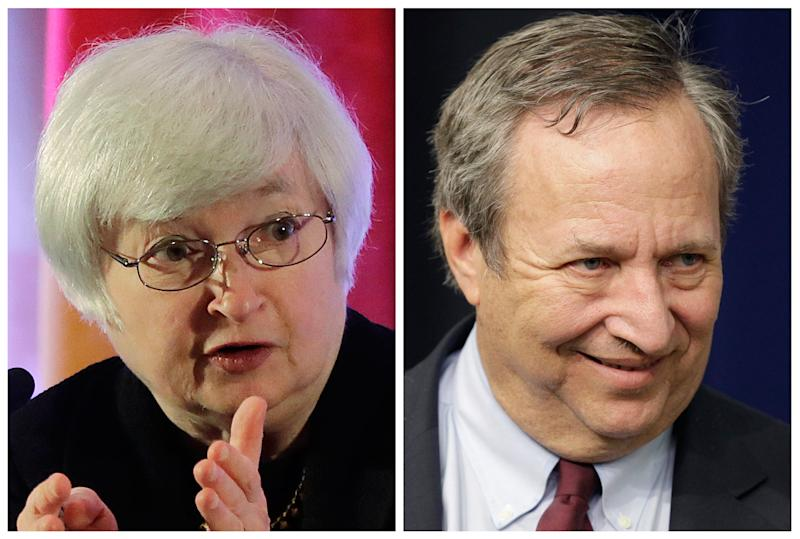 Weighing Yellen vs. Summers for Federal Reserve