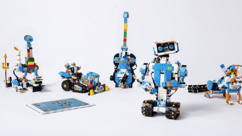 Lego Robots At CES 2017: DIY Robotics With Lego Bricks Now Possible ...