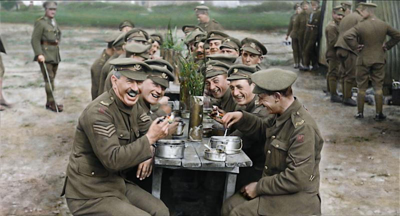 Oh, what a lovely war: Peter Jackson's acclaimed documentary: BBC/IWM