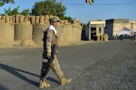 Afghan forces have been battered in recent weeks and the Taliban are confident they will quickly seize control of the entire country after the US began a troop withdrawal in May