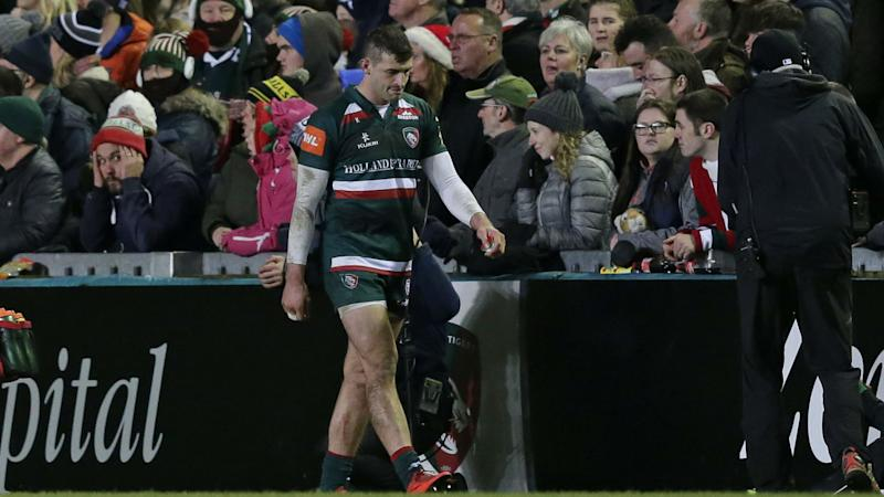 Tigers wing May avoids ban for red card