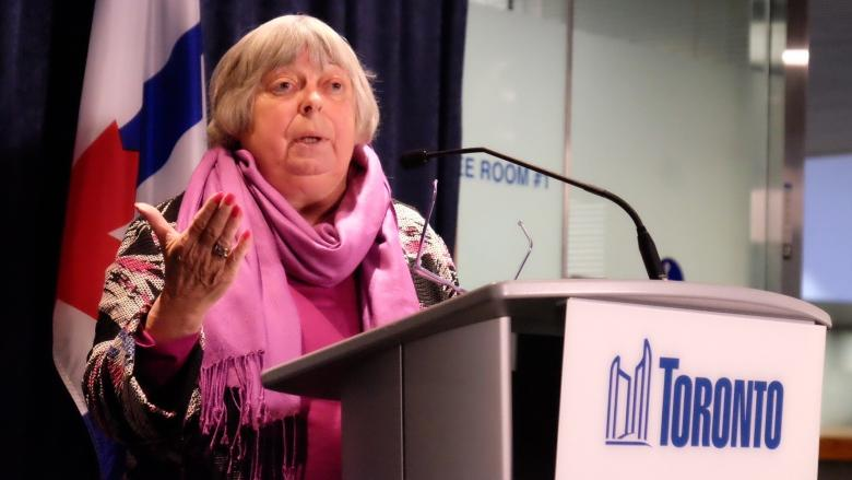 Toronto deputy mayor, city councillor Pam McConnell has died: Tory