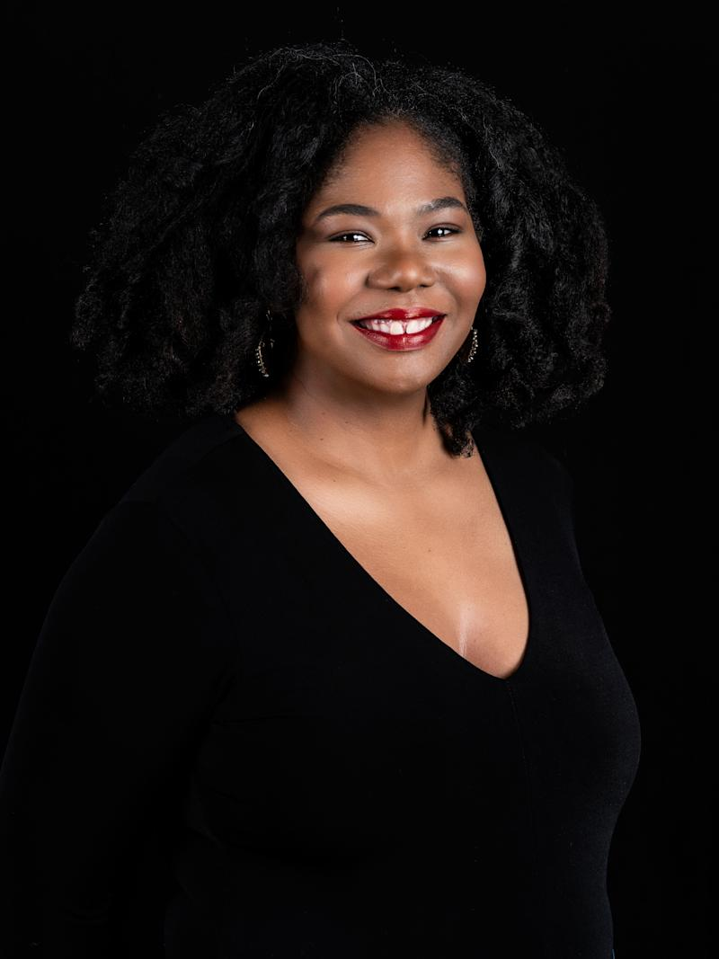 """""""What we continue to see time and time again is what's framed as race-neutral decision-makingends up being overtly hostile to the communities most in need of some of those free speech protections,""""says Brandi Collins-Dexter, senior campaign director at Color Of Change."""