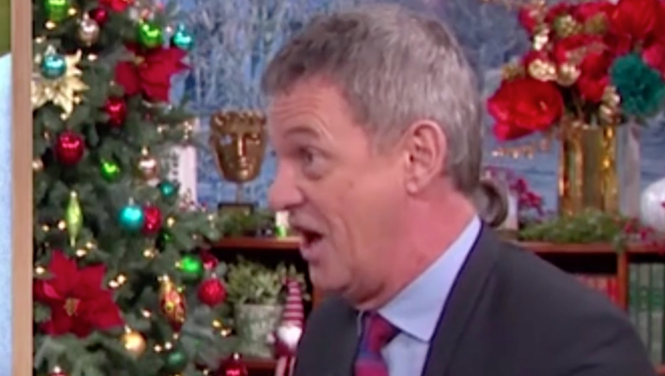 Is Matthew Wright's new barnet got the Wright stuff? (ITV)