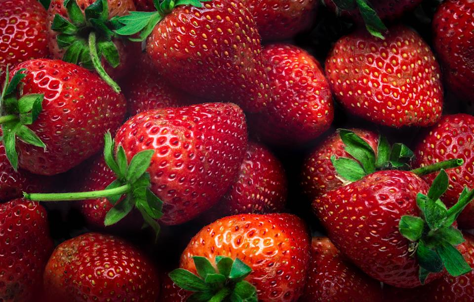 Fresas (Getty Images)