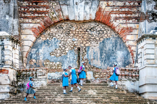 """<p>This photo won the Gold Medal in this year's SATW Muster Competition for the subject of """"People"""". It was taken in San Souci, Haiti. <i>—Gary Arndt, <a href=""""http://everything-everywhere.com/"""">Everything Everywhere</a></i><br /></p>"""
