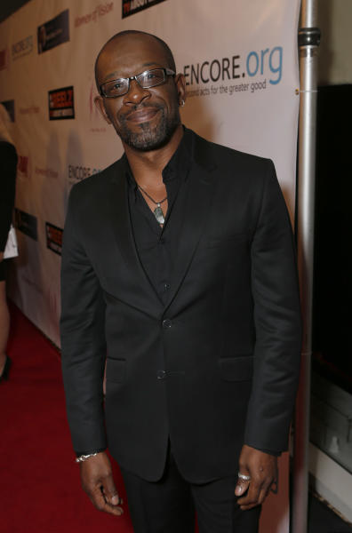 Lennie James attends A New Way of Life Reentry Project 14th Annual Fundraising Gala on Sunday December 9, 2012 in Los Angeles, California. (Photo by Todd Williamson/Invision/AP Images)