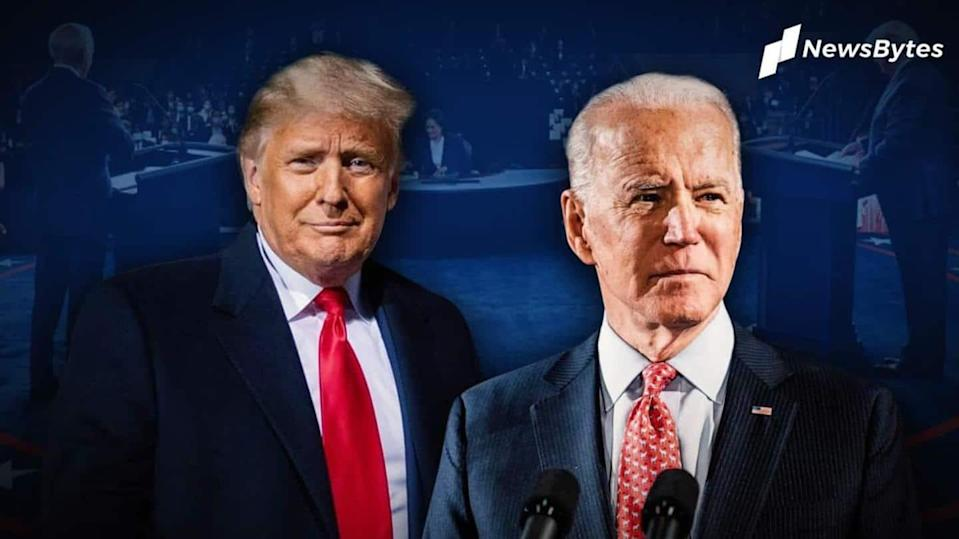 #USAElections2020: Trump or Biden, who