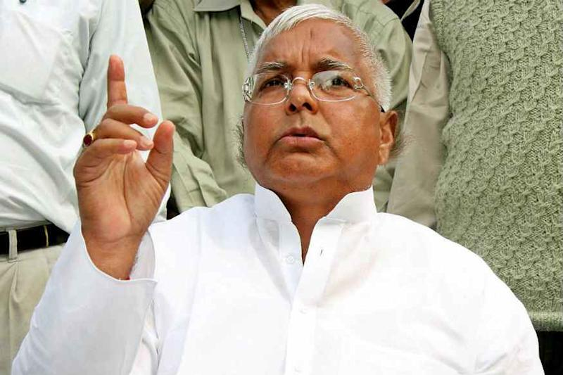 RJD Chief Lalu Prasad Refuses to Go Back to Ranchi, Wants to Be Treated at AIIMS