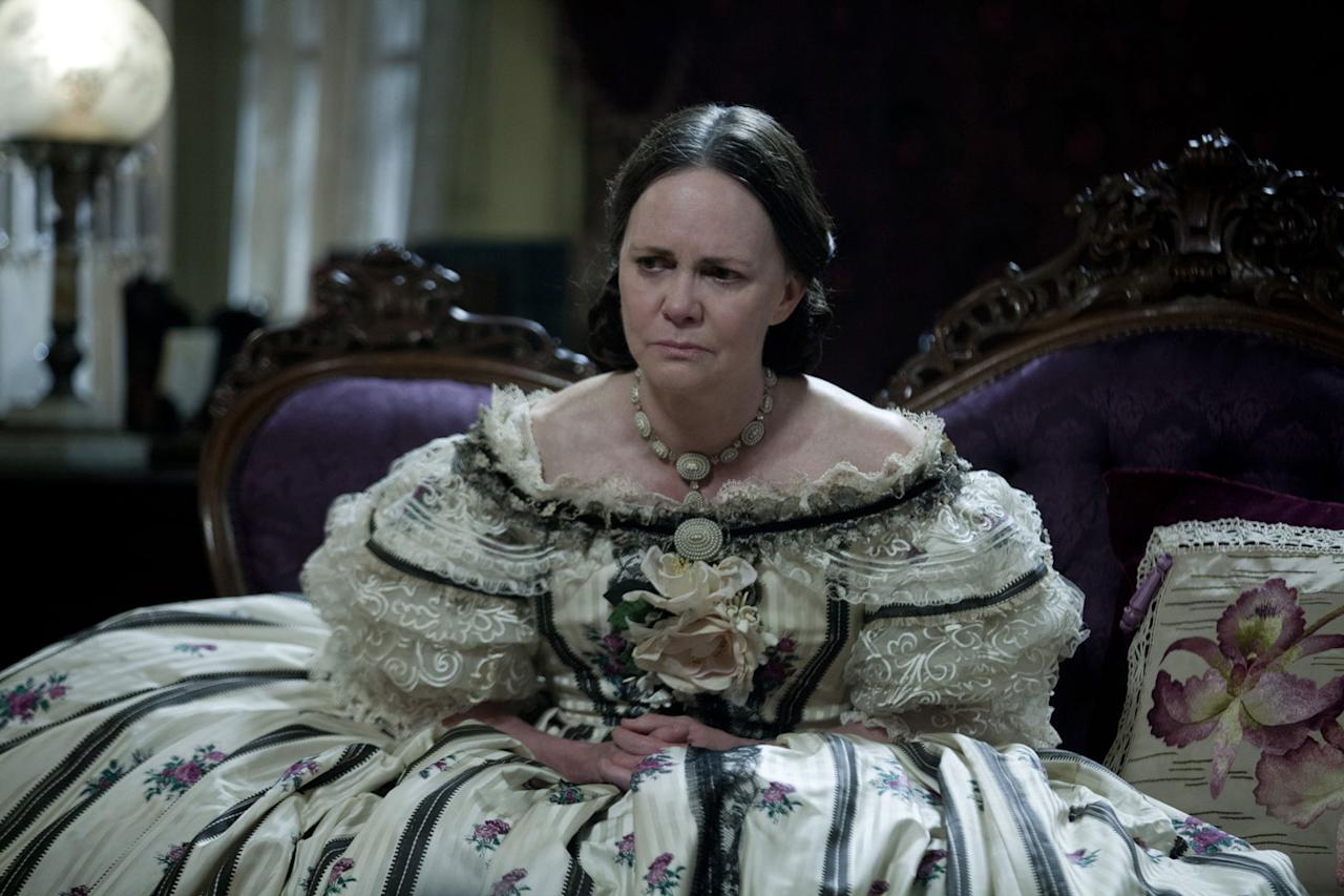 """Sally Field as Mary Todd Lincoln in DreamWorks Pictures' """"Lincoln"""" - 2012"""