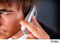 recovery services phone scam