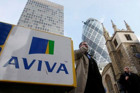 Aviva buys Canadian RBC's general insurance business for