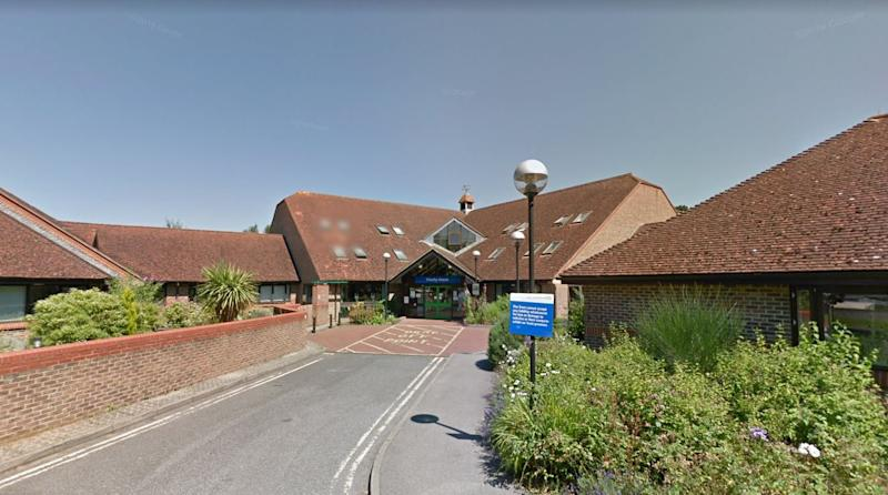 A pair of nurses were sacked after they were caught sleeping while working on a ward for suicidal patients at Priority House in Maidstone. (SWNS)