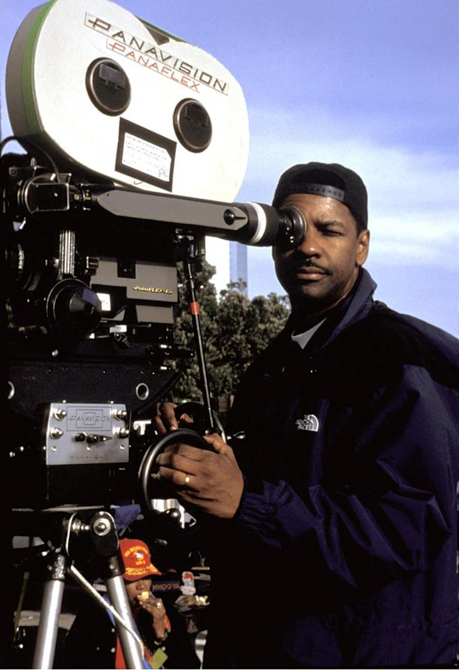 """<a href=""""http://movies.yahoo.com/movie/1808396051/info"""">ANTWONE FISHER</a> (2002)   After nabbing Hollywood's biggest acting award, Denzel set his sights on directing along with co-starring in this psychological drama about a troubled young sailor (Derek Luke) and the shrink (Washington) who helps him uncover his traumatic past."""