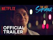 "<p>A group of friends just recently graduated high school. But before they all go their separate ways, they want to enjoy their last summer as a group. Telling five stories within one, it's a movie about following your truth, however it shows up. Plus, all <em>Riverdale</em> fans should be excited: KJ Apa is one of the leads. You're welcome.</p><p><a class=""link rapid-noclick-resp"" href=""https://www.netflix.com/title/80999729"" rel=""nofollow noopener"" target=""_blank"" data-ylk=""slk:WATCH NOW"">WATCH NOW</a></p><p><a href=""https://www.youtube.com/watch?v=Qe9B8kzlFjM"" rel=""nofollow noopener"" target=""_blank"" data-ylk=""slk:See the original post on Youtube"" class=""link rapid-noclick-resp"">See the original post on Youtube</a></p>"