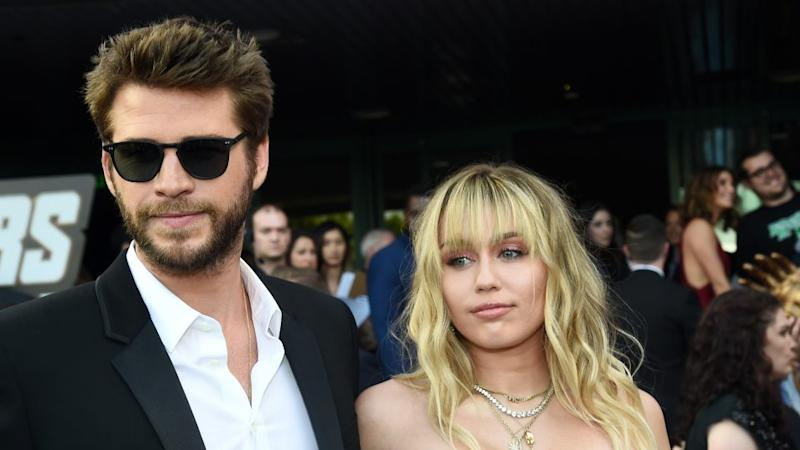 Miley Cyrus & Liam Hemsworth Just Unfollowed Each Other On Instagram—Yikes