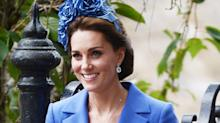 All About Kate Middleton's Custom Retro Headpiece for Her Best Friend's Wedding