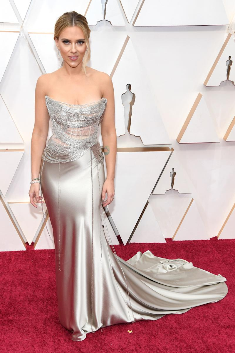 """""""My dress got attacked by a cat,"""" but make it fashion."""