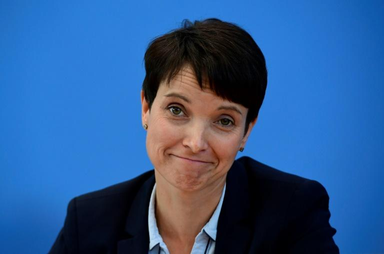 Frauke Petry has been the public face of the AfD