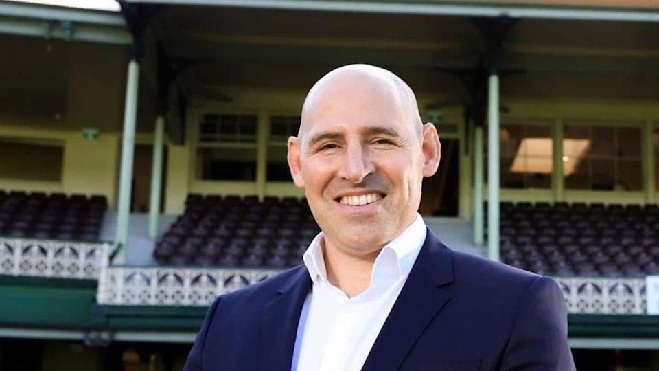 Nick Hockley appointed full-time CEO of Cricket Australia