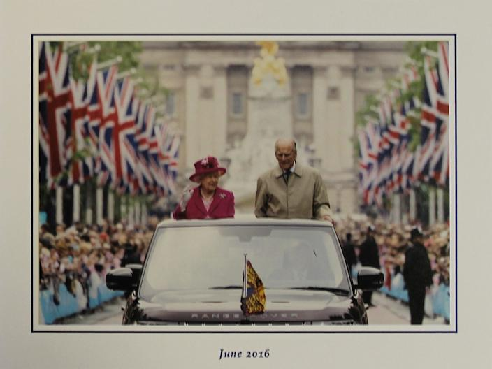 Royal Christmas cards