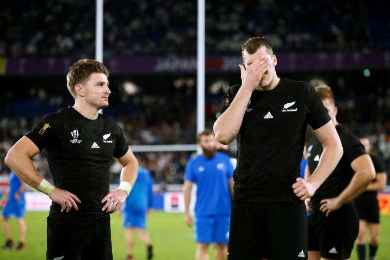 The All Blacks may not be able to take the field this year, New Zealand Rugby warned (AFP Photo/Odd Andersen)