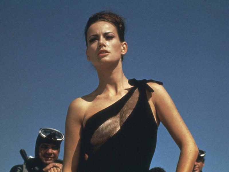 Bond girl Claudine Auger dies