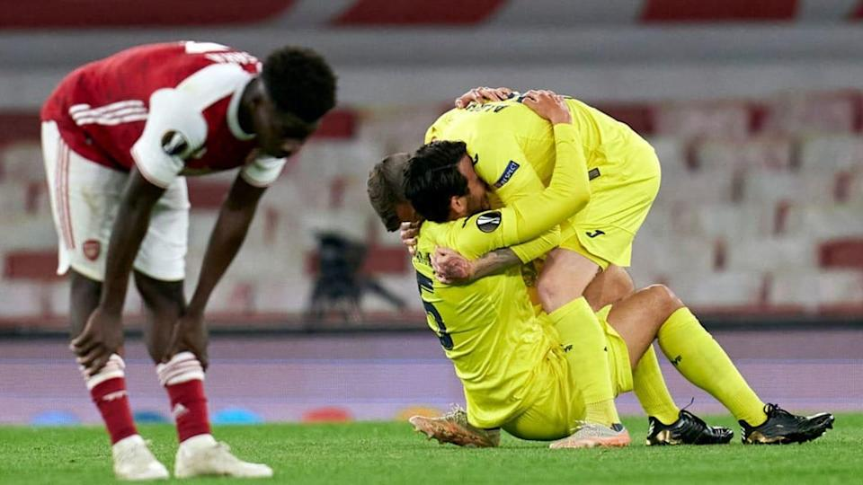 Arsenal v Villareal CF - UEFA Europa League Semi Final: Leg Two   Quality Sport Images/Getty Images