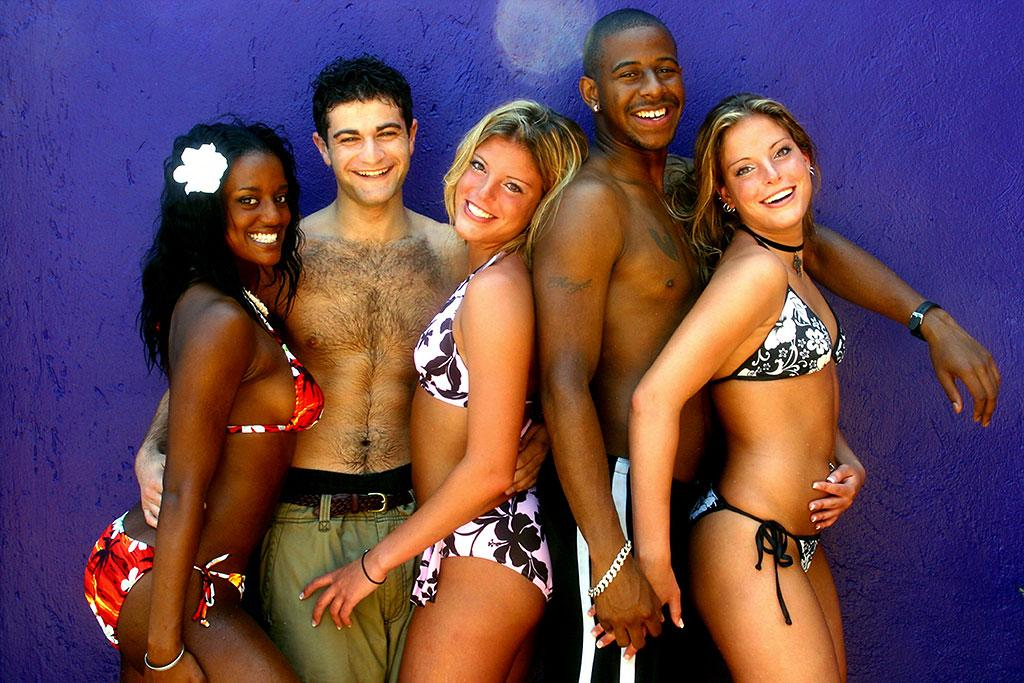 "<b>""The Real Cancun""</b> (2003) <br>MTV, the folks who rebranded spring break into what we know it today, follows a group of morally loose youngsters on their hedonistic adventures. As demonstrated by Justin and Kelly, reality TV not only makes for bad TV, but it also makes for really bad movies."
