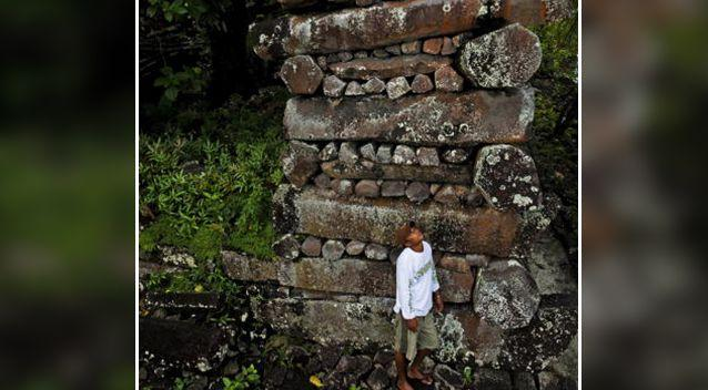 The ancient ruins of Nan Madol on Pohnpei Island, Pohnpei Island, Micronesia. Source: Getty Images / Stock