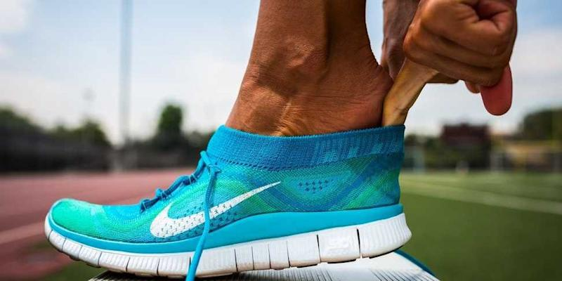 nike free flyknit sock shoes