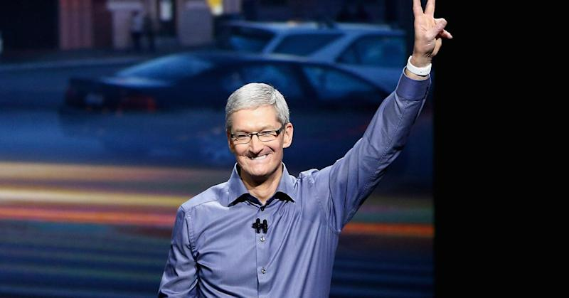 Apple could ring in the New Year with $1 trillion market cap