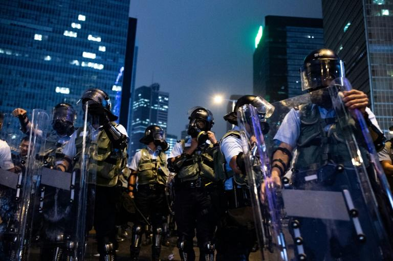 Hong Kong has been plunged into months of sometimes violent protests that have hammered tourist numbers in the city