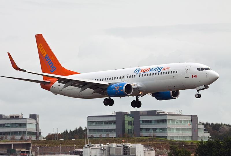 Vacation package company Sunwing declined to reimburse a family for a cancelled trip after they bought non-refundable tickets. (International Business Times)
