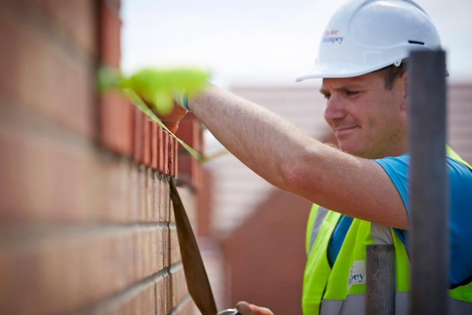 <p>Taylor Wimpey has seen strong customer demand for homes</p> (Taylor Wimpey)