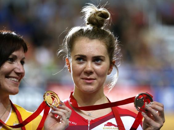 Jess Varnish believes she has exposed important issues (Action Images)
