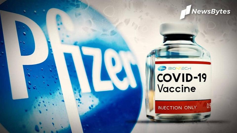 Over 1.28 lakh receive Pfizer
