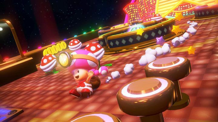 Captain Toad: Treasure Tracker will include Toad's pink pal