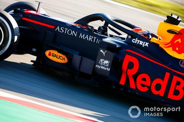 "Alex Albon, Red Bull Racing <span class=""copyright"">Andrew Hone / Motorsport Images</span>"